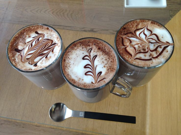 Hot Chocolate for those Chilly Days