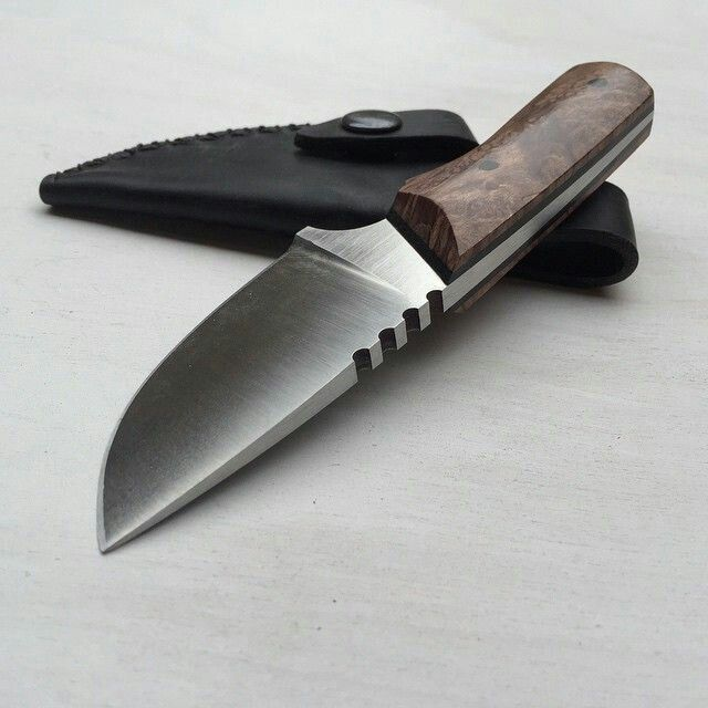 Beautiful fixed blade knife