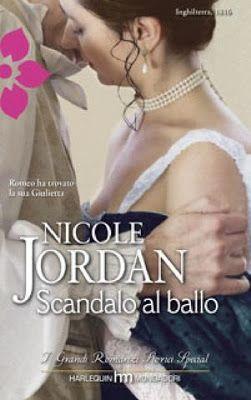 Leggo Rosa: SCANDALO AL BALLO di Nicole Jordan