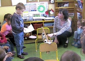 Banque de Séquences Didactiques Ateliers d'inspiration Montessori en grande section de maternelle