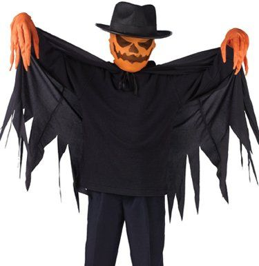 Pumpkin Costumes ~ Pumpkins Are Absolutely Essential At Halloween | Best Halloween Costumes & Decor
