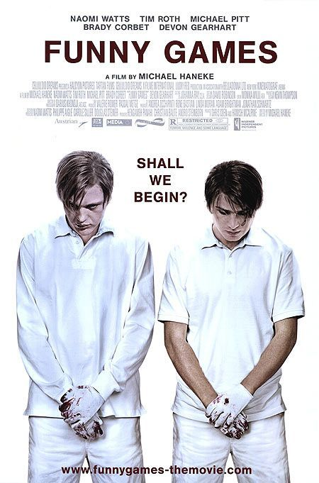 Incredibly acted, very disturbing. Michael Pitt is a little genius, y'all.