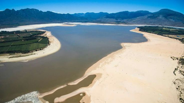 Theewaterskloof Dam, Gordon's Bay, Western Cape, South Africa