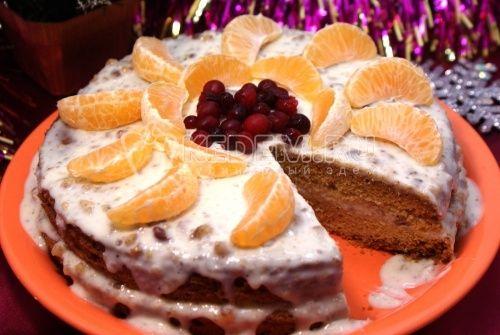 Торт Метелица