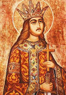 Stephen The Great, Prince Of Moldavia Between 1457-1504