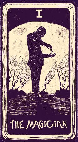 I LOVE this artists' illustration style!  James R. Eads.