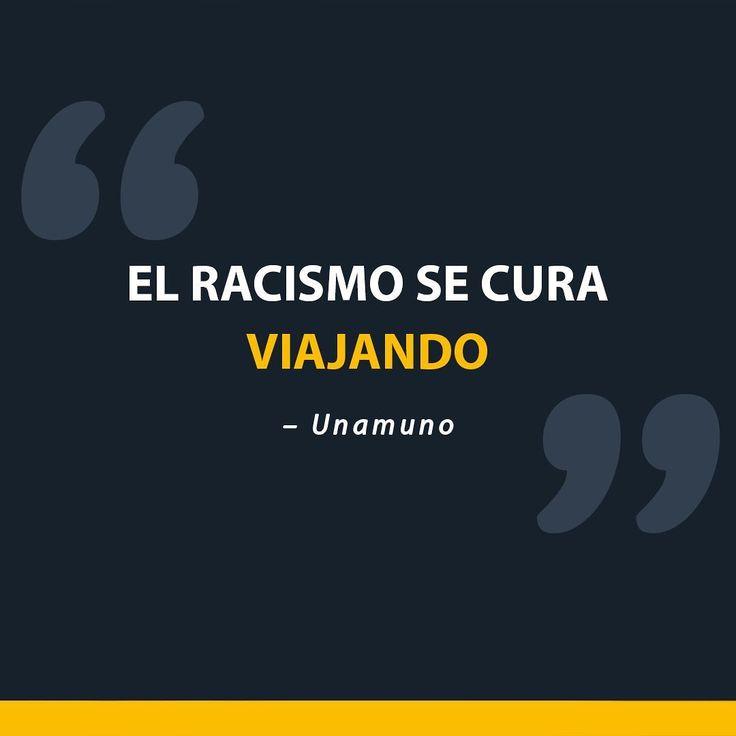 El racismo se cura viajando