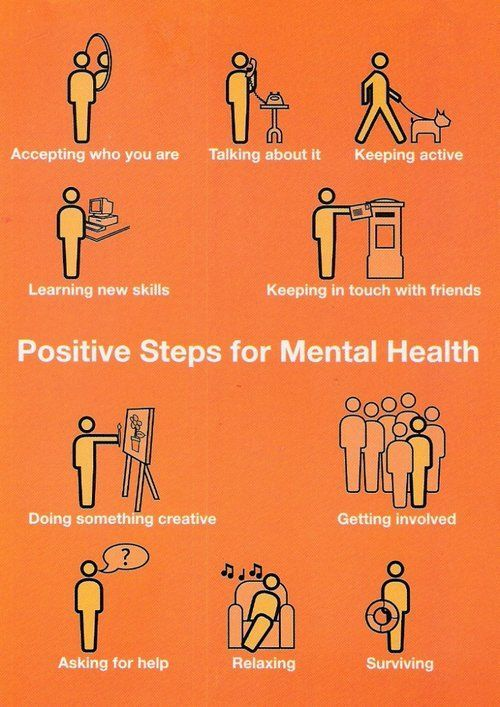 how to get better mental health