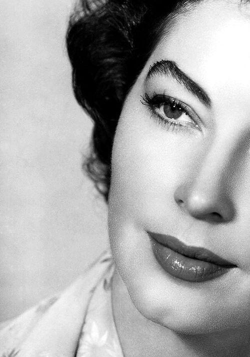 Beautiful Ava Gardner