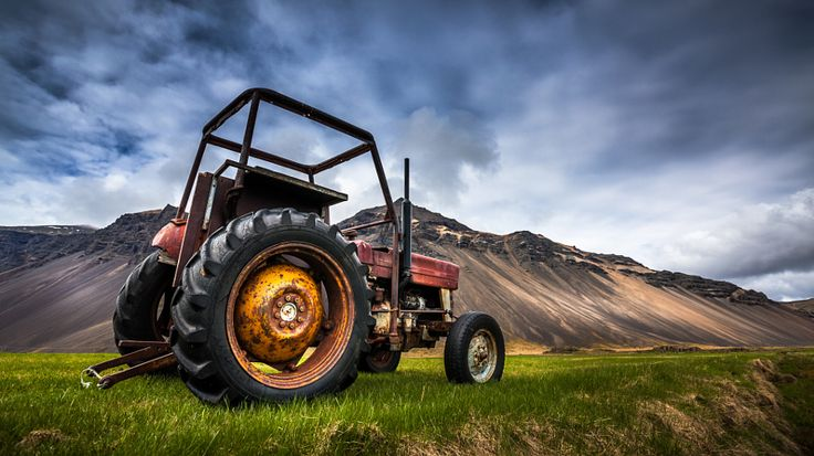 Tractor by Sus Bogaerts - Photo 133909893 - 500px