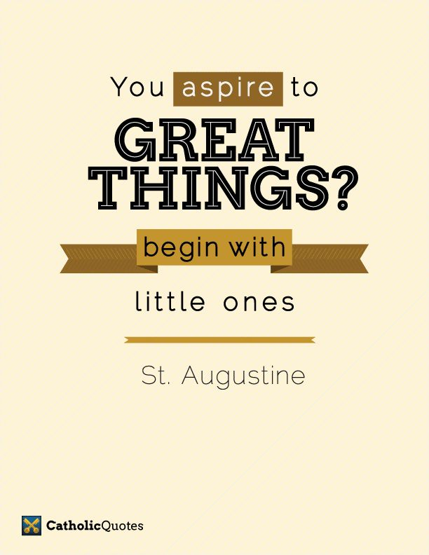 Exceptional Amazing Catholic Quotes