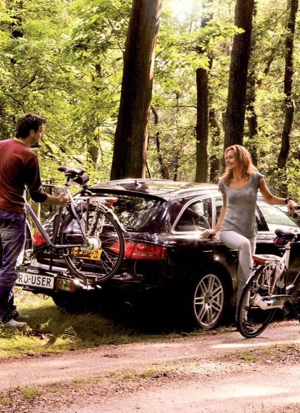#Thule bike racks! A must for the avid biker!