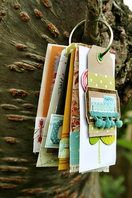 Great way to display your tags.