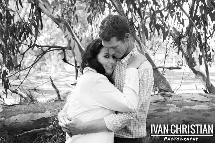 I don't post a lot of black and white photos on here - but I really love this one of Regina and Sam! I will definitely have to post more black and whites - Ivan Christian Photography