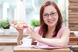 Ilustrační foto ke článku Babiččiny recepty: Kobližky plněné šlehačkou