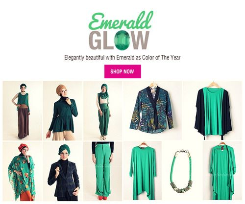 """""""Elegantly beautiful with Emerald as Color of the Year"""" - Read the fashion tips on http://tmblr.co/Zds7XveAtGxu #FashionTips #StylingTips"""