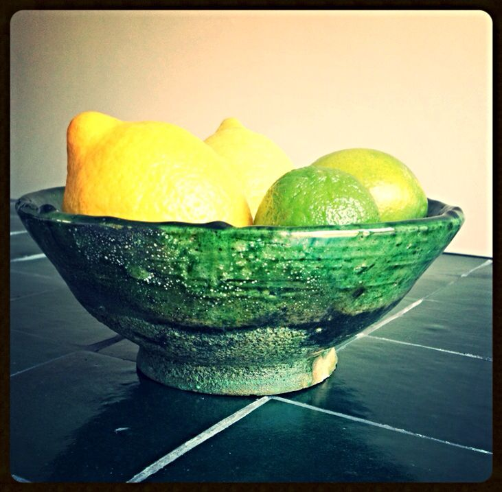 Lemon N Lime, Fine Dining Table Collection Steel N Stone