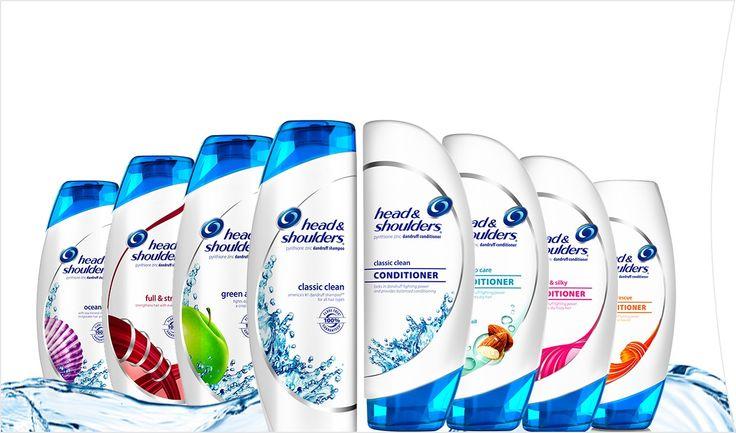 Recevez un shampoing et conditioner Head & Shoulders GRATUITS