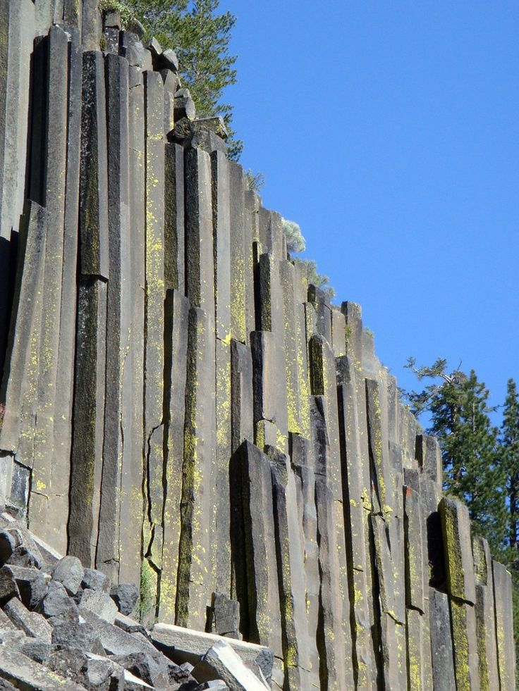 Devils Postpile National Monument – Madera, California | Atlas Obscura