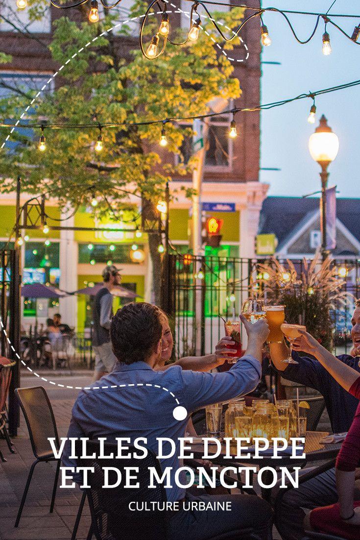 La virée Acadienne   Arrêt no 2 - VILLES DE MONCTON ET DE DIEPPE : Parfaitement situées à quelques kilomètres du littoral acadien, ces villes jumelles sont imprégnées de la culture bilingue et diversifiée du Nouveau-Brunswick.