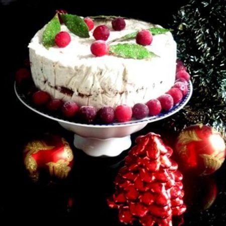 Рождественский торт из сухофруктов https://www.go-cook.ru/rozhdestvenskij-tort-iz-suxofruktov/  Американский ледяной рождественский торт («Iced Christmas Torte»). Не требует выпечки, и готовиться сравнительно легко. Разумеется, его нужно настаивать в морозильнике (шесть часов), посему, приготовление нужно делать накануне Рецепт рождественского торта из сухофруктов Время подготовки: 20 минут Время приготовления: 9 часов Общее время: 9 часов 20 минут Кухня: Американская и Канадская Тип: Десерт…