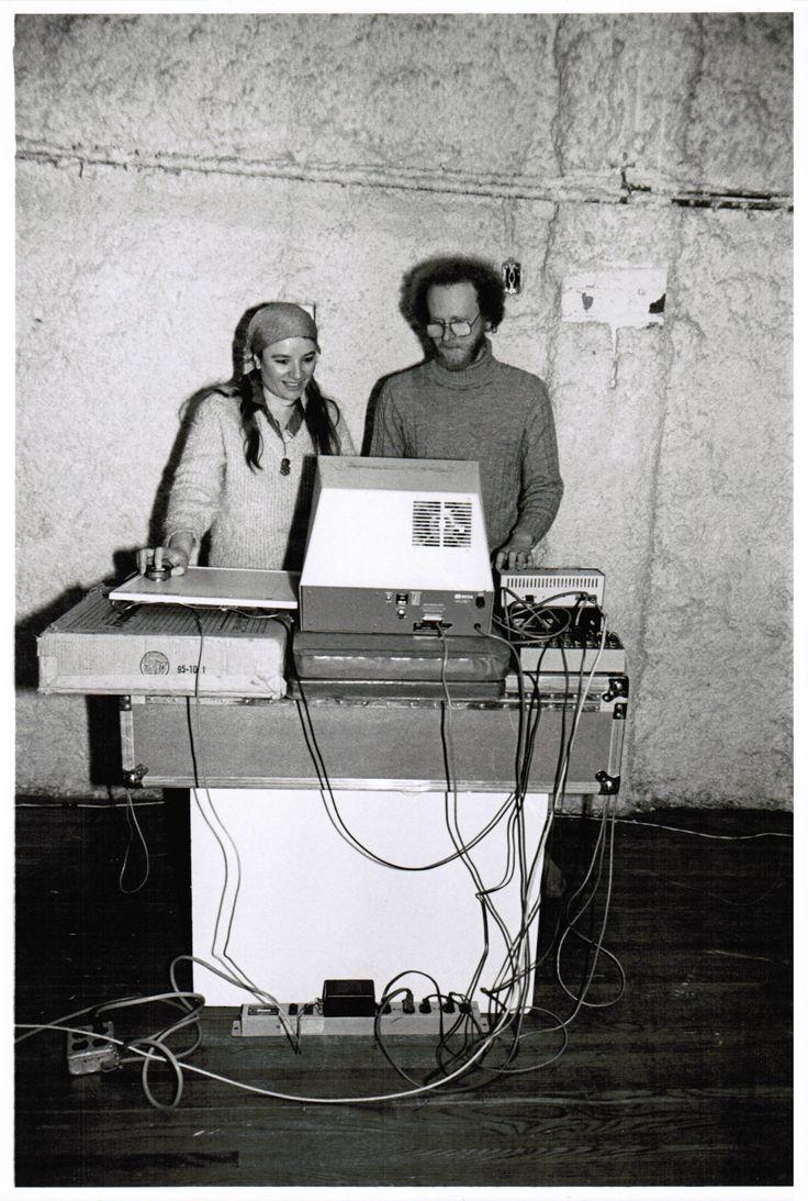 Susan Frykberg & James Montgomery