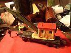 ✔› Lionel Model Train 2660 Prewar Operating Work Crane Car O Scale http://ebay.to/2mbpZ7O