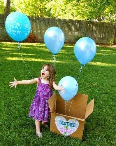 @Florencia Lebensohn-Chialvo Lebensohn-Chialvo Lebensohn-Chialvo Lebensohn-Chialvo Cotignola Mata  Unique and Fun Baby Gender Reveal Ideas