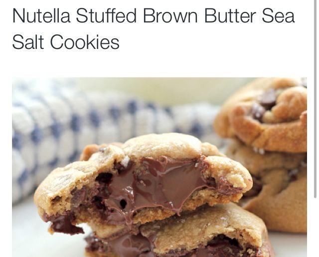 Serious cookies