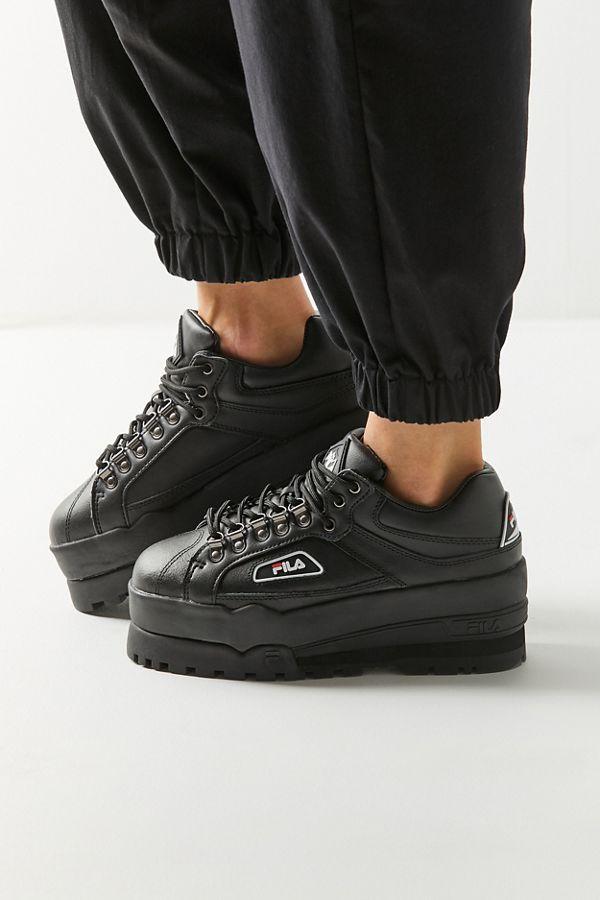 FILA Trailblazer Platform Sneaker Platformsneakers  Platform sneakers