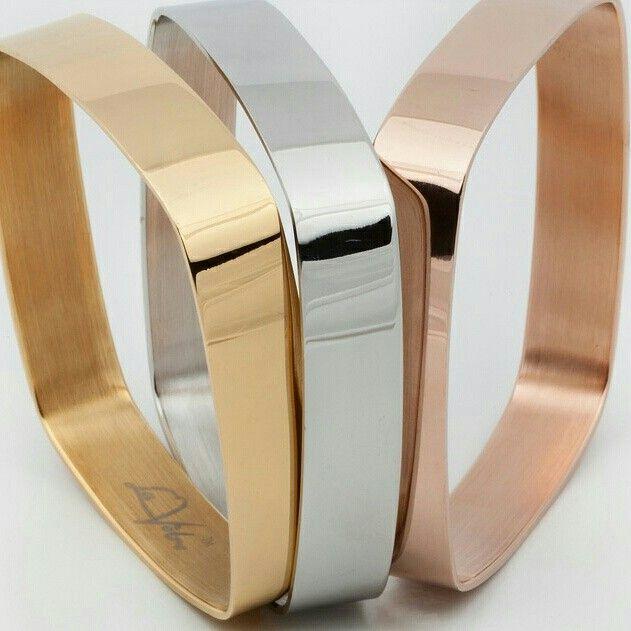 3 Tones Bracelets