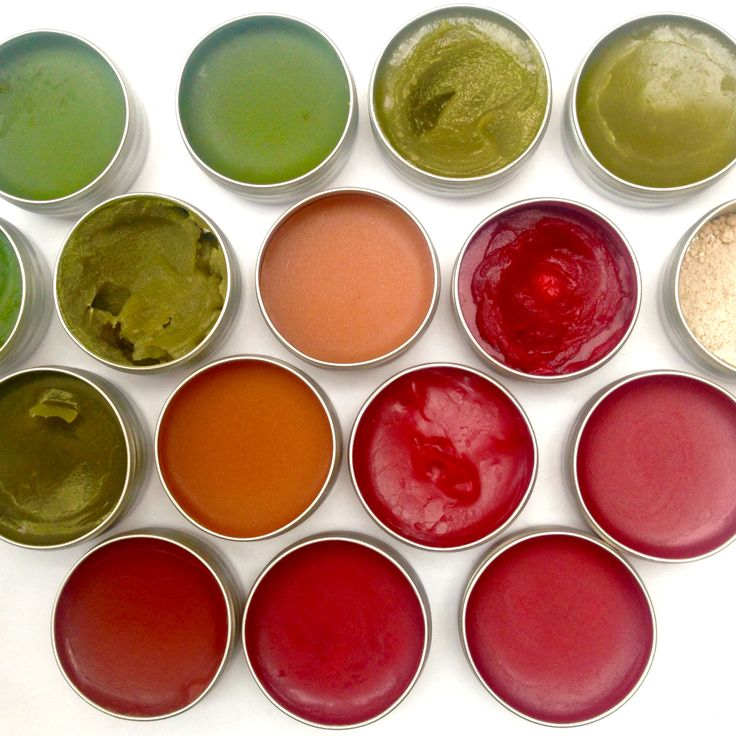 A collection of Sample tins from our botanical range including our Skin Salve, Calendar Cream, Eucalyptus Skin Scrub and Rose Lip Balm