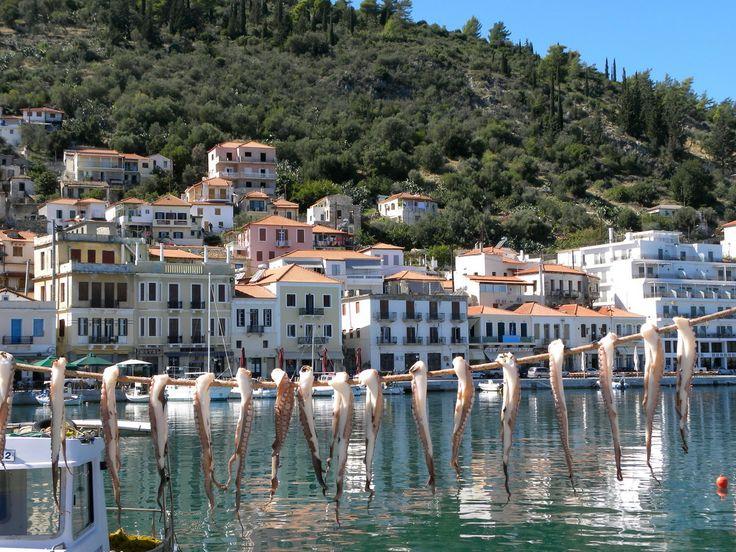 Gythion, Greece - Fishing Port for Ancient Sparta