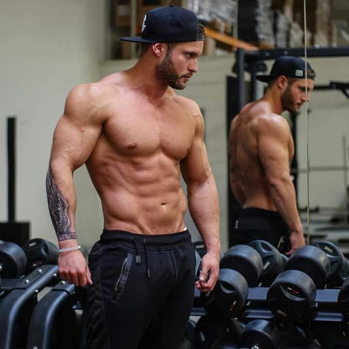 Tavi Castro | Muscular Tattoo Men 2 | Pinterest