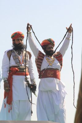 The Colourful Desert Festival of Jaisalmer