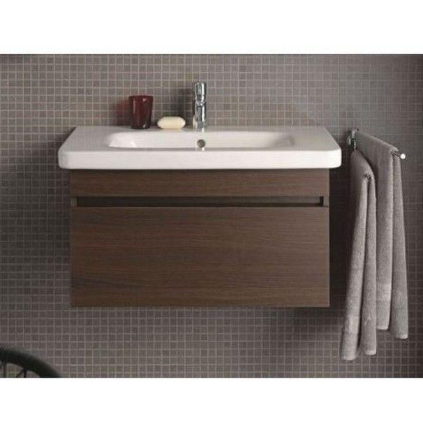 DuraStyle 36.63'' Single Wall Mounted Vanity Set