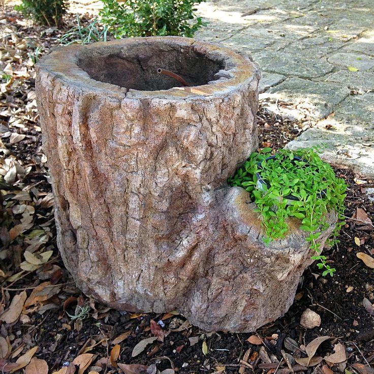 Faux Bois Cement : Best images about ferrocement faux bois on pinterest