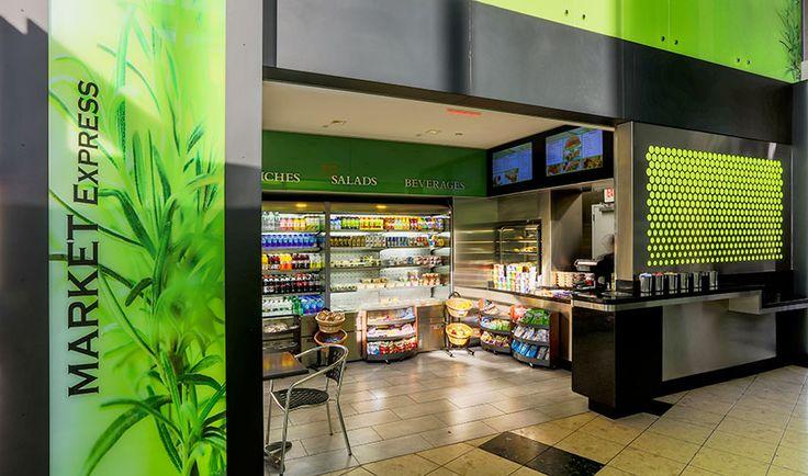 Market Express - Newark Liberty International Airport
