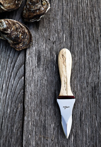 2011 Made in the South Awards Overall Winner - Chris Williams Oyster Knives / Photo Credit: Stacy Newgent     http://gardenandgun.com/article/made-south-awards-2011