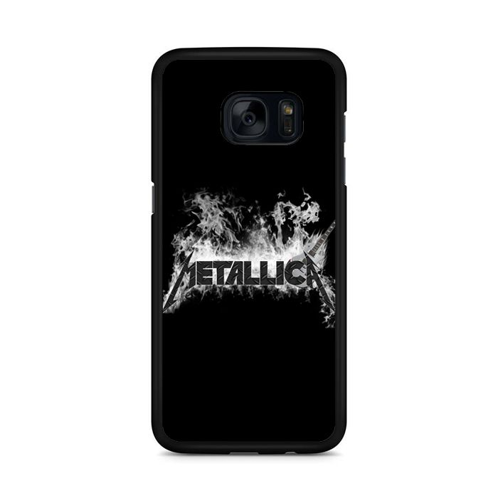 Metallica Wallpaper Samsung Galaxy S7 Edge Case | Republicase