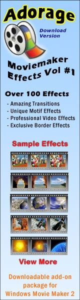 Download more Movie Maker Effects!