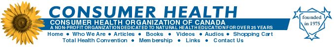 Consumer Health Articles: THE HIPPOCRATES HEALTH INSTITUTE: HEALING DISEASE THROUGH LIVING FOODS
