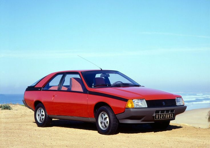 Renault Fuego (1980-1985)