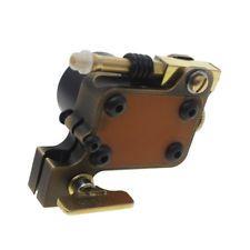 Rotary Tattoo Machine Tattoo Gun Japan Motor Handmade Brass Frame Cannella color