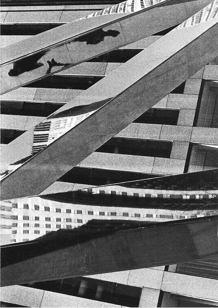 30 GLORIEUSES E.U.  André Kertész. New York 1973,  photographe, travail pour Brodovitch