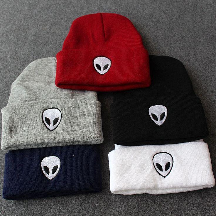 $5.03 (Buy here: https://alitems.com/g/1e8d114494ebda23ff8b16525dc3e8/?i=5&ulp=https%3A%2F%2Fwww.aliexpress.com%2Fitem%2F2016-New-Brand-Winter-Fashion-Alien-Cap-Men-Casual-Skull-Hip-Hop-Hats-Knitted-Wool-Skullies%2F32704498668.html ) 2016 New Brand Winter Fashion Alien Cap Men Casual Skull Hip-Hop Hats Knitted Wool Skullies Beanie Hat Warm Winter Hat for Women for just $5.03