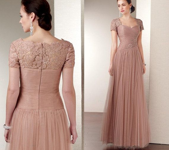 New 2014 Modest long women formal evening prom dress by VEILDRESS, $139.00