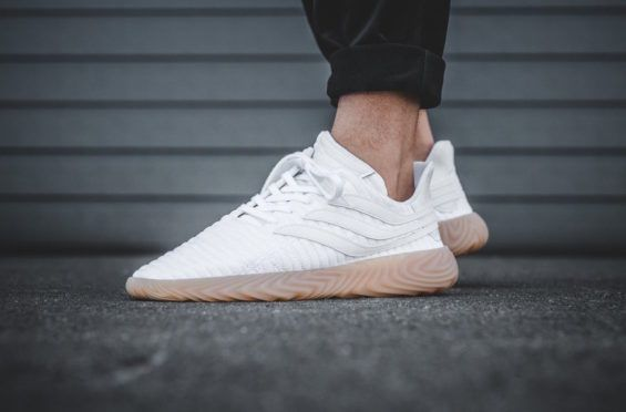 promo code 3f288 51209 adidas Sobakov White Gum Releasing This Weekend The adidas Sobakov White  Gum had a special exclusive