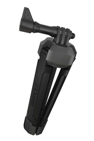 GoPole Base - Bi Directional Compact Tripod For GoPro Hero Cameras