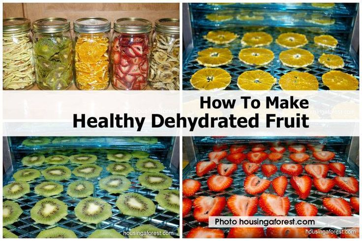 Healthy and Delicious Dried Fruit